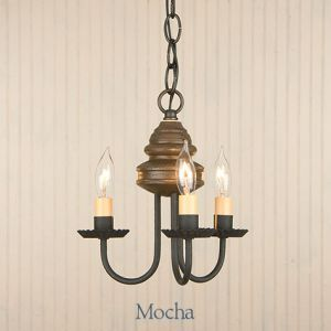 Country Lighting :: Ceiling Lighting :: Bellview Wooden Chandelier - CS-Cart. Powerful PHP shopping cart software