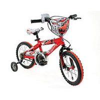 Boys' 14 Inch Hot Wheels Bike with Rev Grip