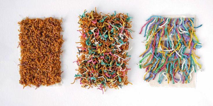 Textiles Portfolio - Central Saint Martins - UAL