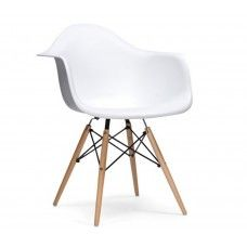 Charles & Ray Eames Inspired DAW Chair - White