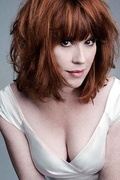 Molly Ringwald these days. She was who I wanted to be in my tweens.