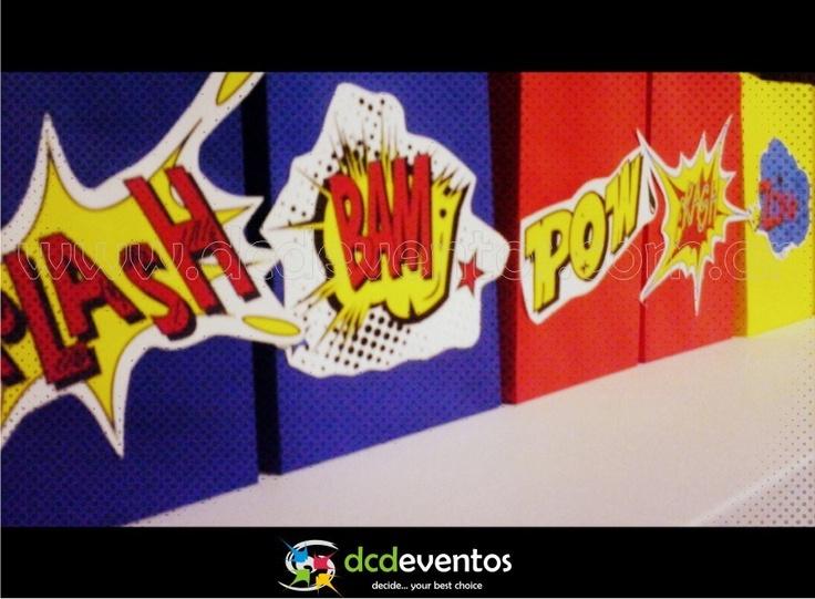 Cumple de Franco - Temática Hombre Araña  Bolsitas de superheroes