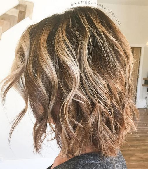 Yes -reverse balayage does exist. What do you think of the results? Color by Kate Wessman.
