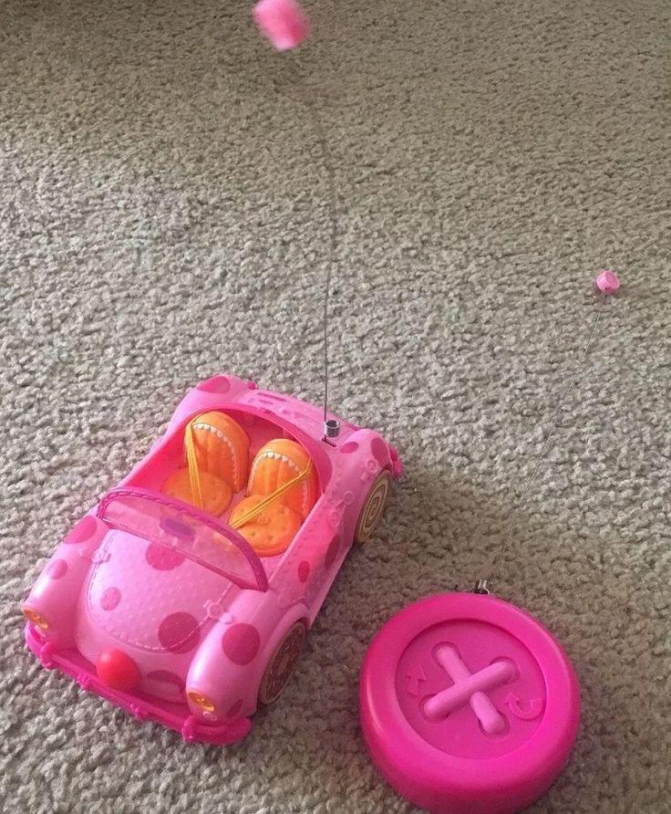 Lalaloopsy Pink Polka Dot RC Remote Control Car  | eBay