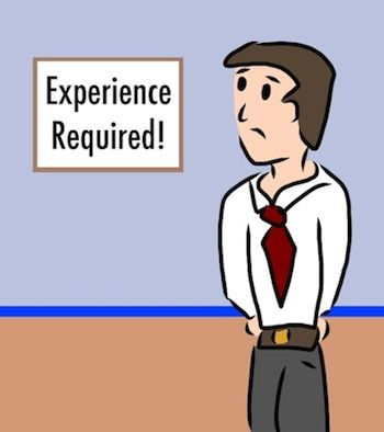 How do you get the project management work experience required to get PMP certified, when you need to be PMP certified in order to get a job as a project manager?