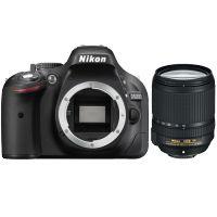 Nikon D5200 DSLR with 18-140mm ED VR Lens Kit