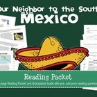 Learn all about Mexico, our neighbor to the north, with this 10-page informational text.  This 10-page handout of information about Mexico can be u...