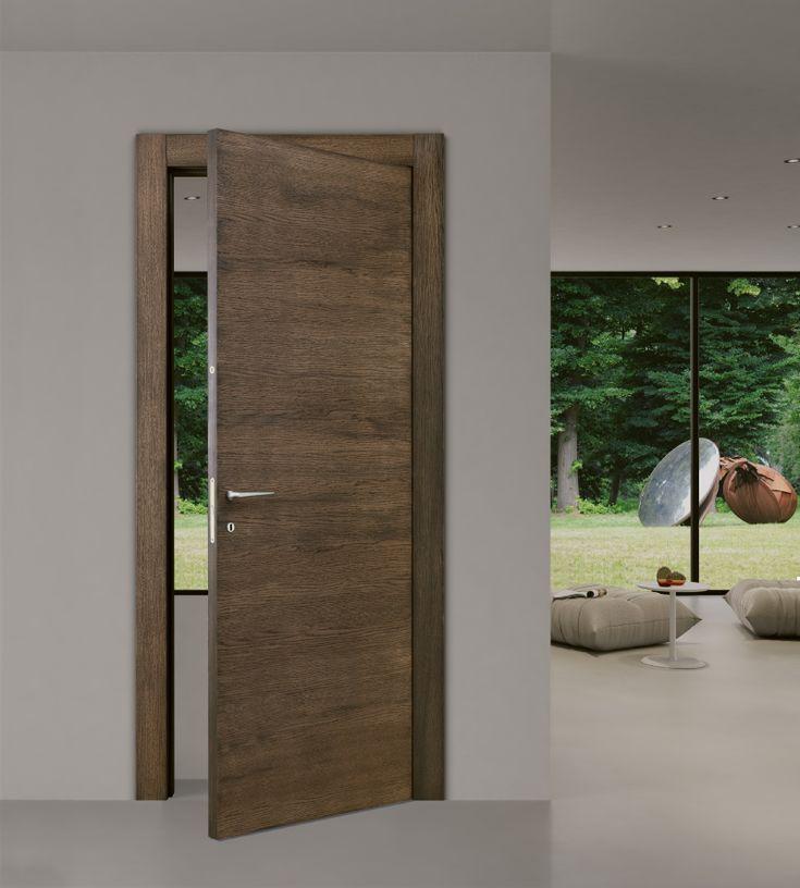 Porte in legno, sempre di tendenza
