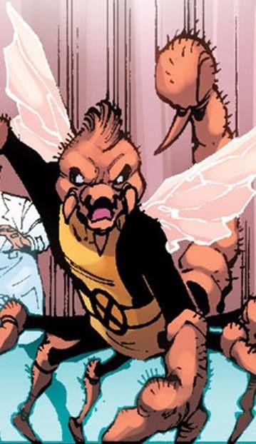 Rico (Mutant) (Earth-616) from Nightcrawler Vol 4 6 003