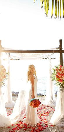 Key West Beach Weddings and Packages