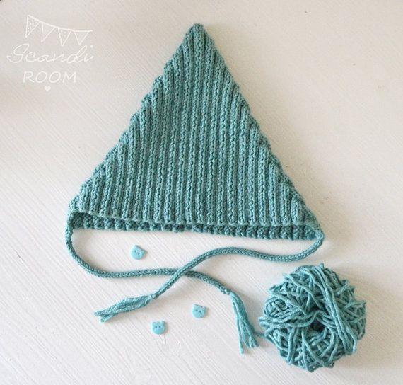 Pixie Knit Cap. Elf Hat. Gnome Hat. Classic Baby от ScandiROOM
