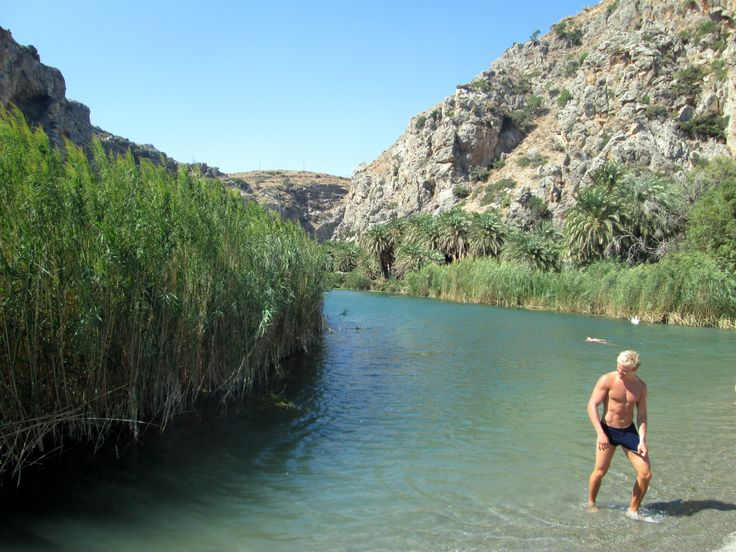 Road trip 'Beaches of the South: Road to Preveli'