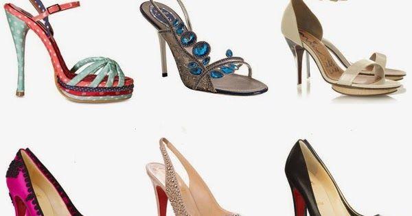 Hukum Seorang Wanita Memakai Sepatu atau Sandal Hak Tinggi