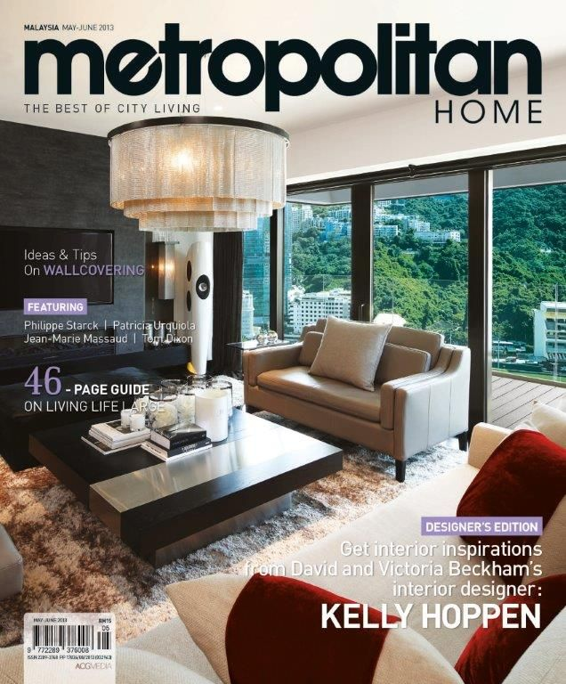 A great article covering various projects, including Nan Fung, in the May/June issue of Malaysian publication, Metropolitan Home.