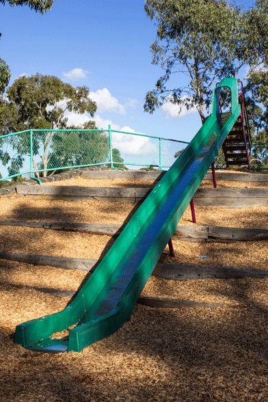 Victoria Park Kew - Giant Slide