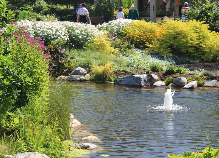 12 best botanical garden maine images on pinterest - Botanical gardens boothbay harbor maine ...