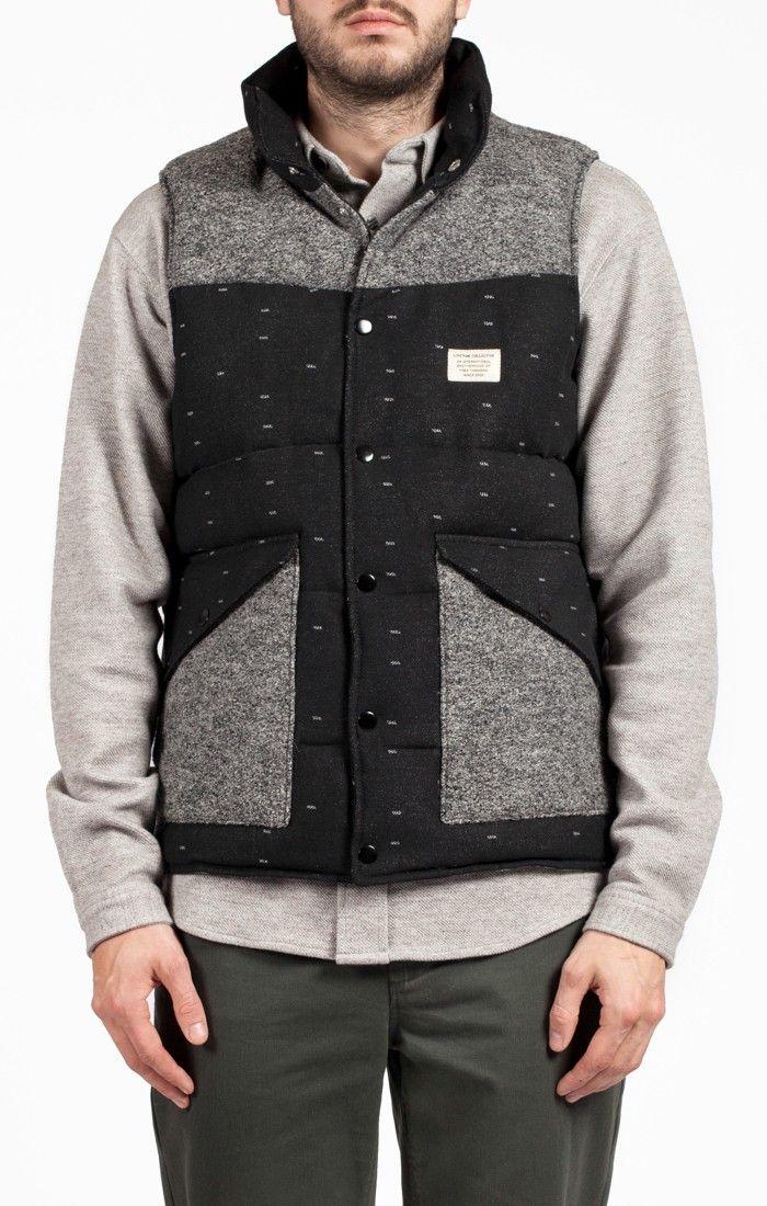 Lifetime Collective / Men's Collection / Jackets / Eldar Vest