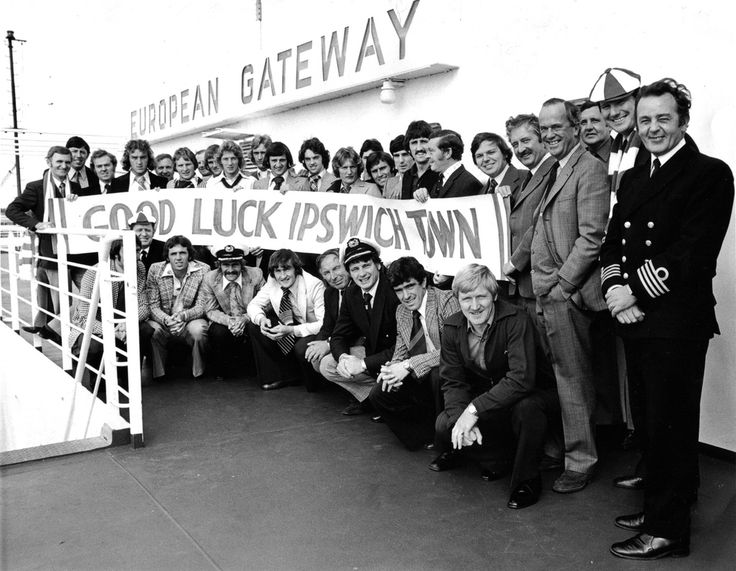 Ipswich Town visit Feyenoord | by Bury Gardener