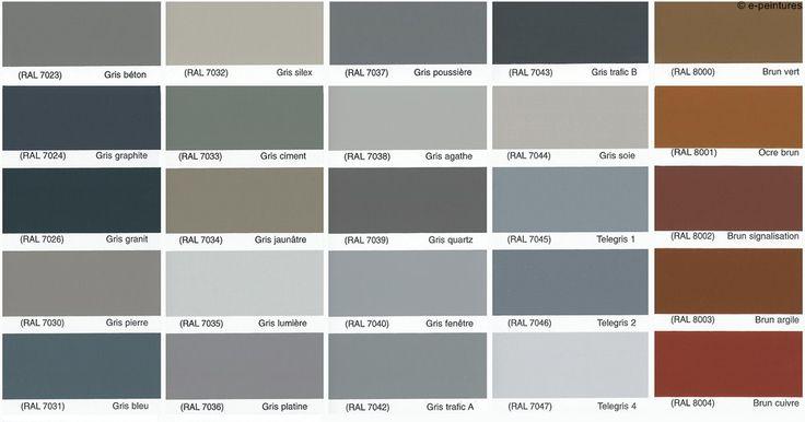 17 best ideas about nuancier ral on pinterest couleur ral ral peinture and nuancier pantone. Black Bedroom Furniture Sets. Home Design Ideas