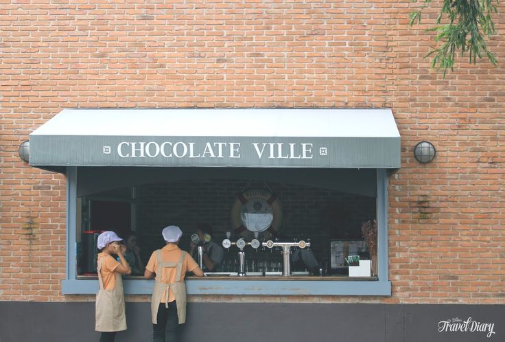 Chocolate Ville Bangkok