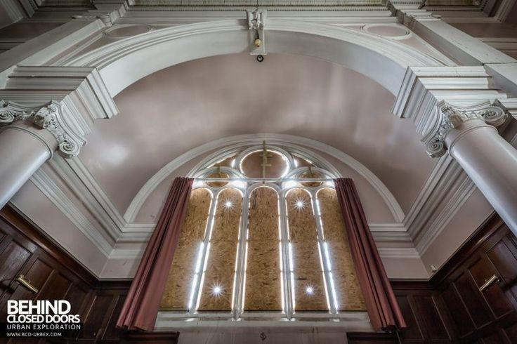 Royal London Hospital - The chapel