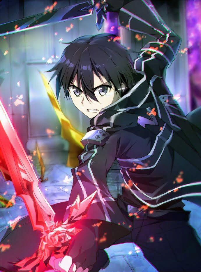 Gg Sword Art Online Wallpaper Sword Art Online Kirito Sword Art