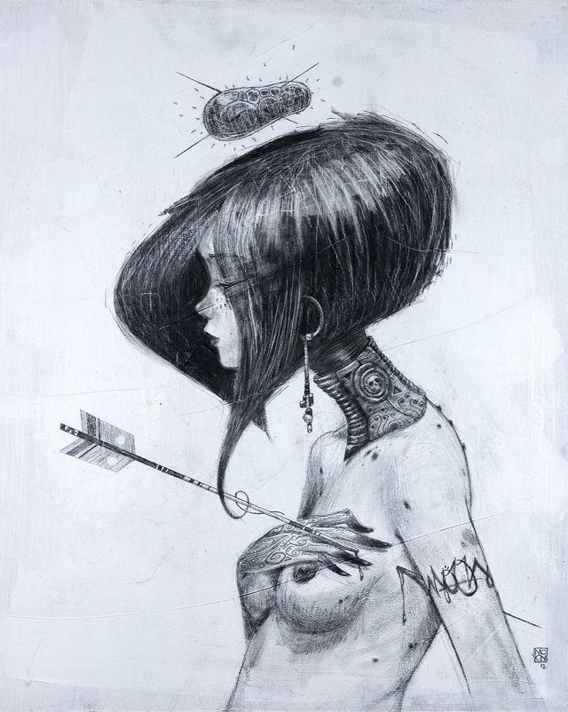 Best 20+ Broken heart art ideas on Pinterest Pencil Drawings Of Broken Hearts