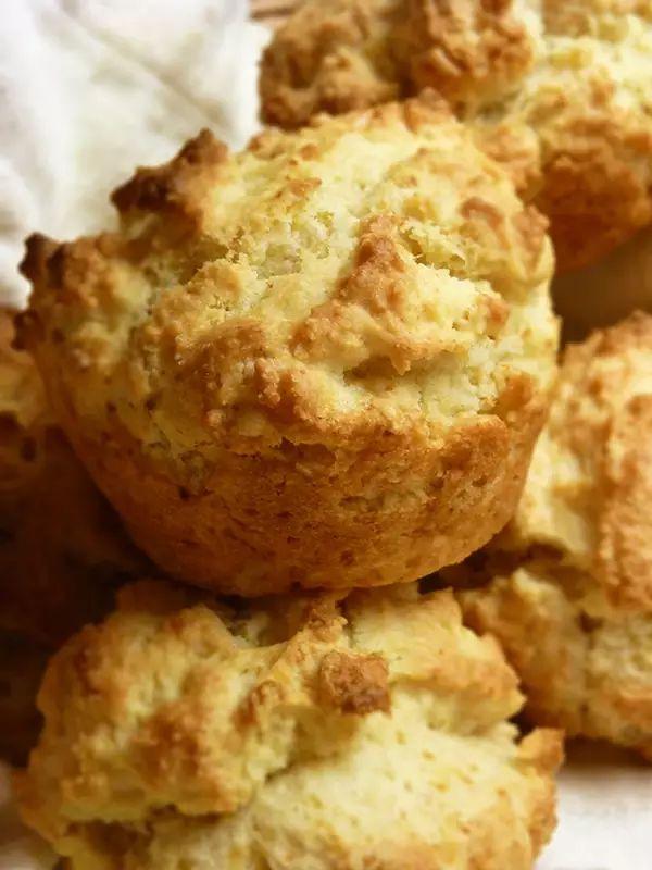 Recept på scones - Recept.com