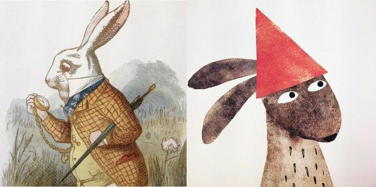 Is the White Rabbit your favourite bunny in children's literature? We've run through a list of some favourites including Peter and Miffy, so you can compare them and vote on our all-important poll!