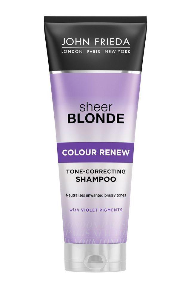 Pin By Dunia Benavides On Cabello John Frieda Blonde Color Shampoo