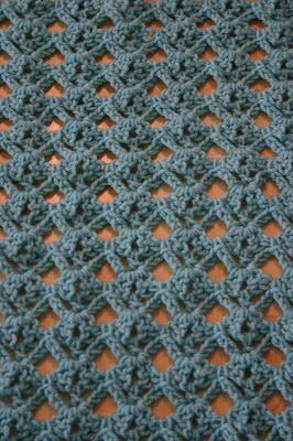 FREE pattern ~ Diamond Lace Stitch Tutorial