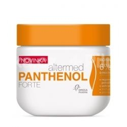 ALTERMED Panthenol Forte 6% telové maslo 300ml