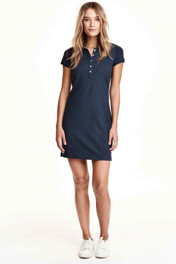 Vestido de piquet | H&M
