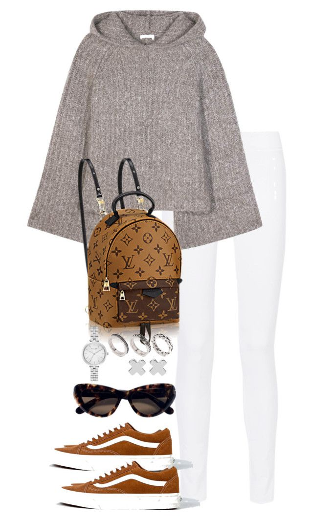 """Untitled #5329"" by theeuropeancloset on Polyvore featuring Joseph, See by Chloé, Vans, ASOS, Tom Ford, Witchery and Kate Spade"