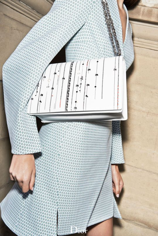 Dior, The Diorama Bag