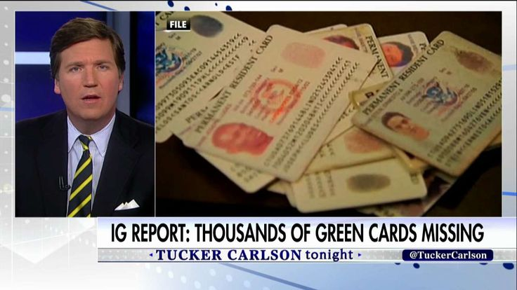 DHS: Tens of Thousands of Green Cards Have Vanished