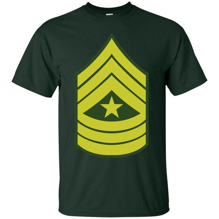 Army Sergeant Major Rank 1-01