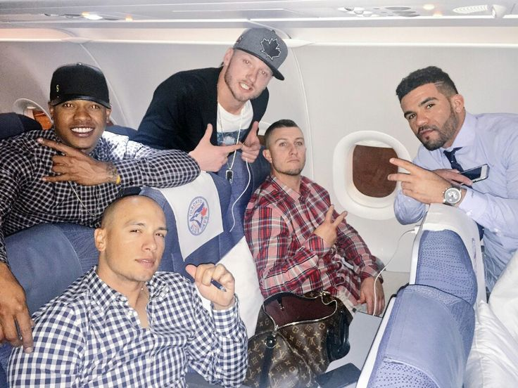 Stro, JD, Tulo, Dev, and Go Go are Texas-bound!