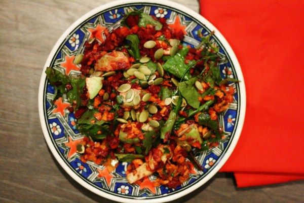 My Melbourne Thermomix: Winter Salad