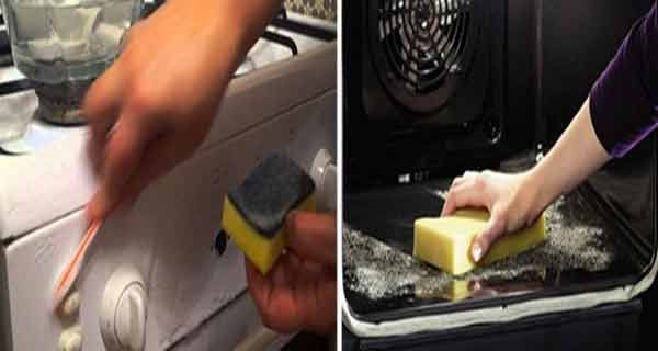 Un articol de Maya Sunt sigura ca operatiunea de curatare a cuptorului aragazului este una detestata de marea majoritate a gospodinelor. Va asigur ca dupa ce veti citi ceea ce urmeaza, aceasta operatiune va fi una extrem de placuta, mai ales ca nu va fi nevoie sa inhalati mirosul puternic de chimicale din produsele de …