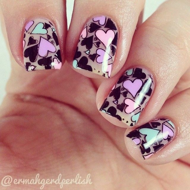 Valentine's Day: 4 Nail Options – Do It Yourself!