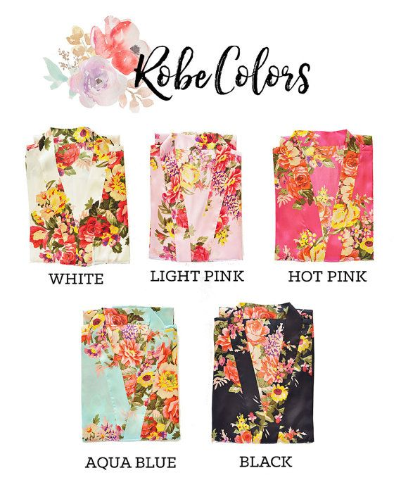 Bachelorette Robes Bachelorette Party Robes for by ModParty