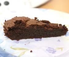 Recipe Low FODMAP Gluten Free Gooey Chocolate Cake by tarasimone #ThermomixBakeOff