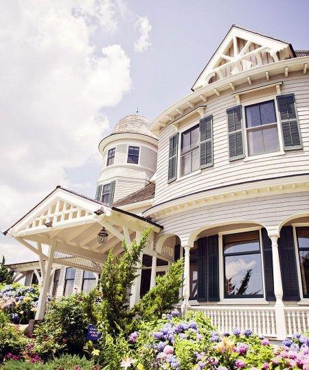 "DuJour Magazine's ""10 New England Restaurants"" | Castle Hill Inn | Newport, Rhode Island"