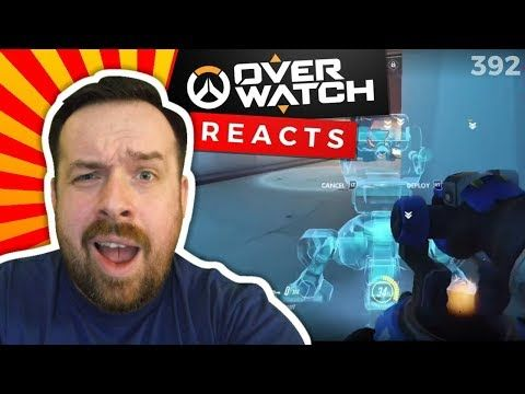 Reaction: Overwatch WTF Moments Ep.51