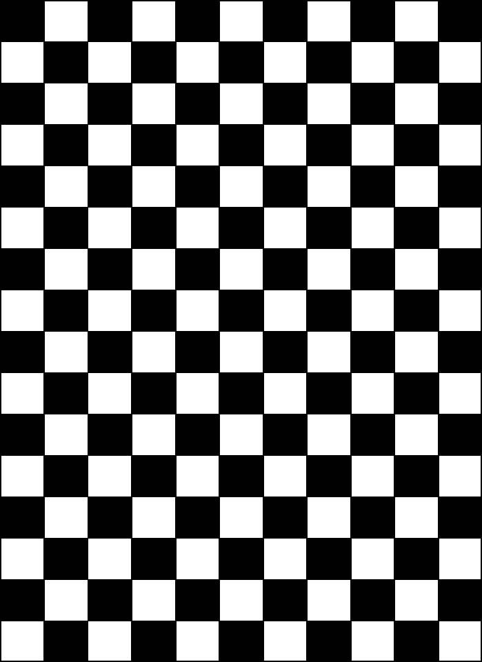 Printable Checkered Flag Paper | checkered flag board