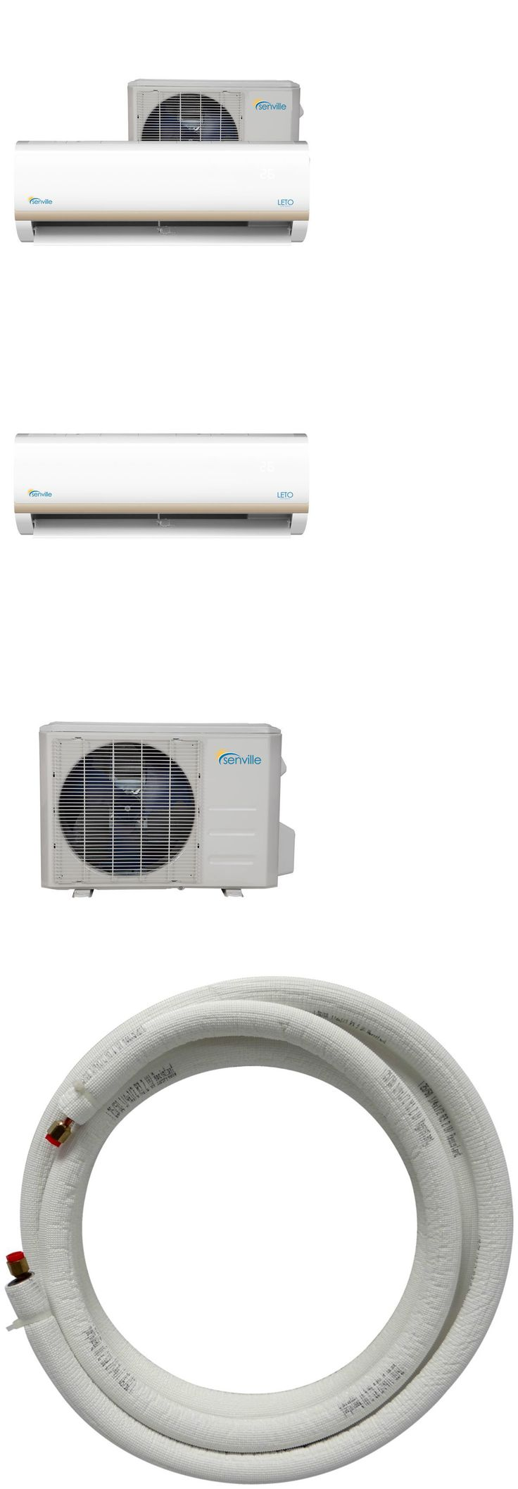Air Conditioners 69202: 12000 Btu Ductless Air Conditioner With Mini Split Heat Pump 110V Dc Inverter -> BUY IT NOW ONLY: $645.95 on eBay!