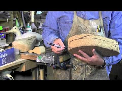Carving a Decoy Body   Part I