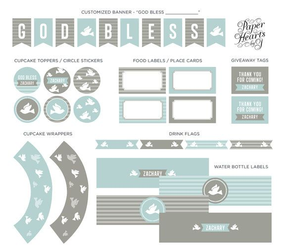 1000 Images About Printables On Pinterest Girl Baptism