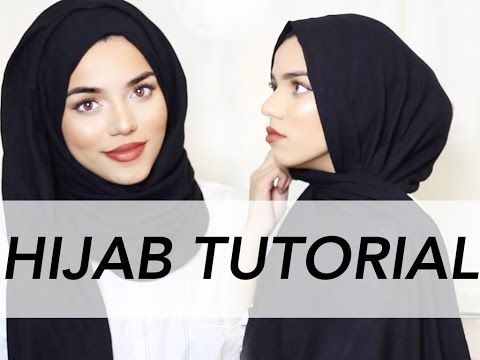6 HIJAB STYLES IN UNDER 3 MINUTES! | HIJAB TUTORIAL | MASUMA KHAN – YouTube – The Little Black Hijab